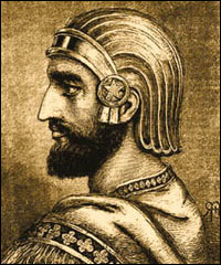 Cyrus the Great - Isaiah 45