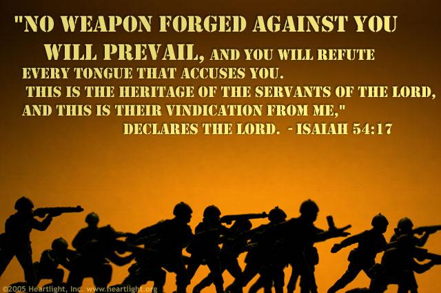 Isaiah 54:1-17
