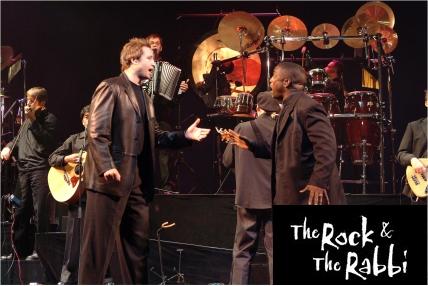 The Rock & TheRabbi