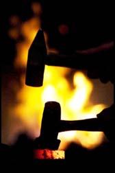 Iron Sharpens Iron - Proverbs 27