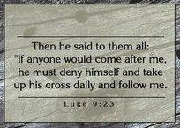 The Cost - John 21 (Luke 9:23)