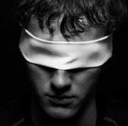 blindfolded - Satan has blinded people's minds? - 2 Corinthians 4