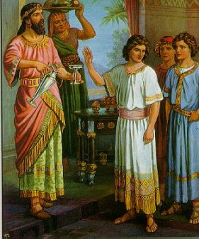 The Mysterious Ways of God - Daniel1