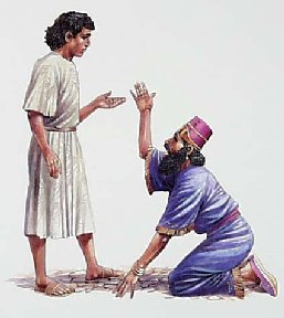 The humbling of the king - Daniel 4