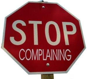 Stop Complaining - Philippians 2